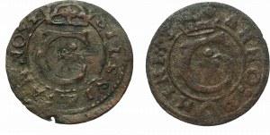 Schlesien, Duchy of Teschen, Elisabeth and Ferdinand, Lot of obol