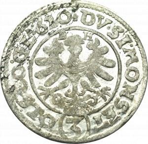 Schlesien, 3 kreuzer 1620
