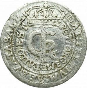 Jan II Kazimierz, Tymf 1665, Kraków - nieopisany SALI/V