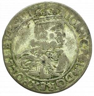 Jan II Kazimierz, Szóstak 1662, Lwów - Ac-pT SVECI
