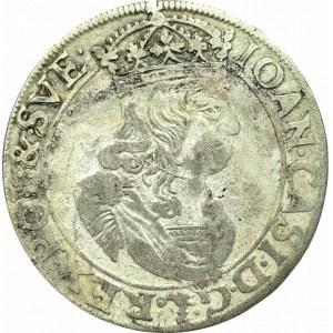 John II Casimir, 6 groschen 1660, Cracow