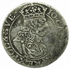 Jan II Kazimierz, Szóstak 1659, Kraków - nieopisany RE-X
