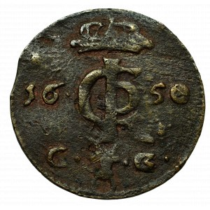 John II Casimir, Schilling 1650, Bromberg
