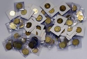 III RP, Zesatw monet 2 złote GN (124 egz)