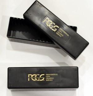 Pudełko PCGS - 2 sztuki