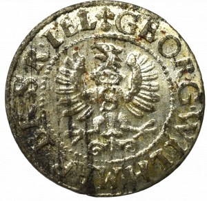 Germany, Preussen, Georg Wilhelm, Schilling 1627, Konigsberg