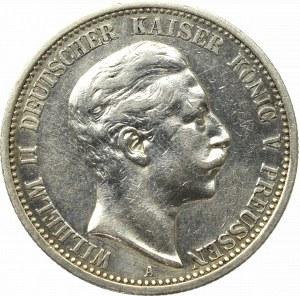 Germany, Preussen, 2 mark 1907