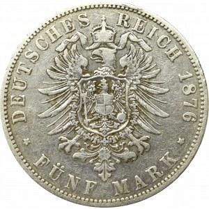 Niemcy, Hamburg, 5 marek 1876