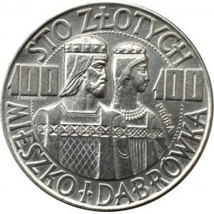 Peoples Republic of Poland, 100 zloty 1966 Specimen