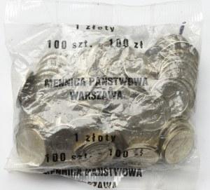 IIIRP, 1 złoty 1993 Worek menniczy - rzadkość !