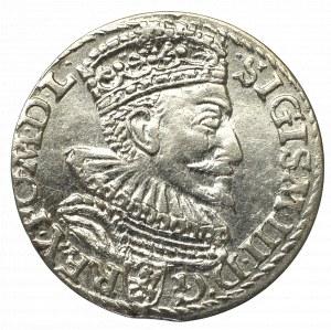Sigismund III Vasa, 3 groschen 1594, Marienburg