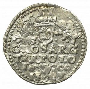Sigismund III, 3 groschen 1600, Olcusia