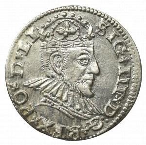 Sigismund III, 3 groschen 1590, Riga
