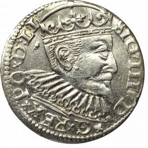 Sigismund III, 3 groschen 1597, Riga