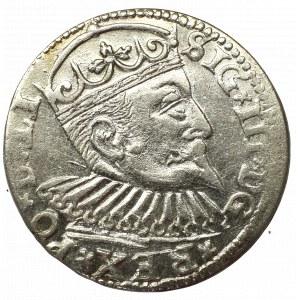 Sigismund III, 3 groschen 1599, Riga