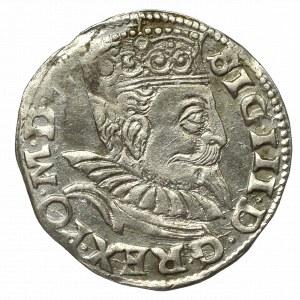 Sigismund III, 3 groschen 1599, Fraustadt