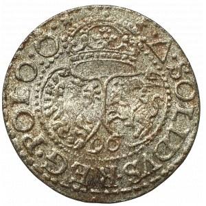 Sigismund III, Schilling 1596, Marienburg