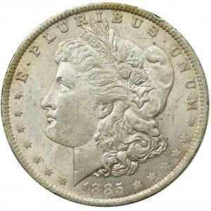 USA, Morgan Dollar 1885, New Orlean