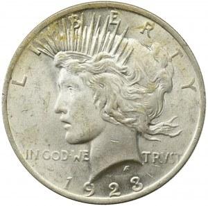 USA, 1 dollar 1922