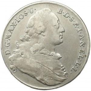 Germany, Bavaria, Maximilian Joseph, thaler 1775