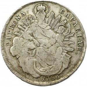 Germany, Bavaria, Karl Theodor, thaler 1786