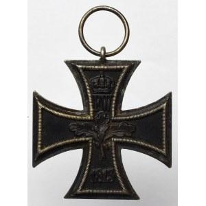 Niemcy, Krzyż Żelazny II klasy za I Wojnę Światową - Alfred Rösner Drezno