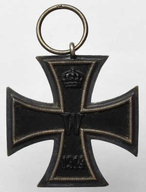 Niemcy, Krzyż Żelazny II klasy za I Wojnę Światową - Zeich Berlin