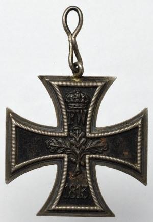 Germany, WWI Iron Cross II class - silver