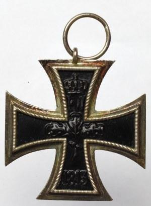 Germany, WWI Iron Cross II class