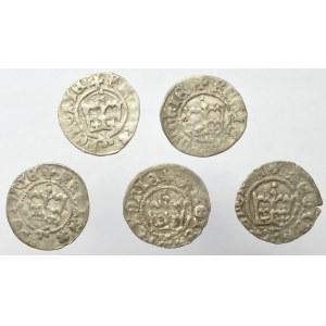 Casimir IV, Lot of halfgroats