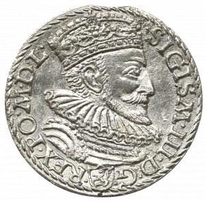 Sigismund III, 3 groschen 1592, Marienburg