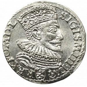 Sigismund III, 3 groschen 1593, Marienburg