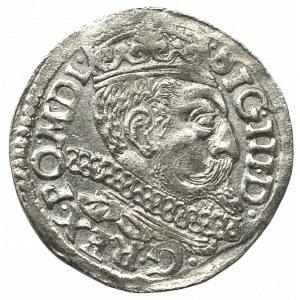 Zygmunt III Waza, Trojak 1599, Poznań - nieopisany