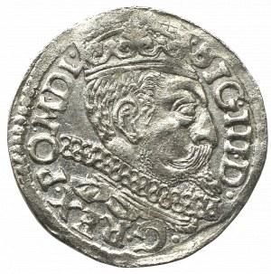 Sigismund III, 3 groschen 1599, Posen