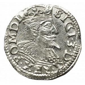 Sigismund III, 3 groschen 1596, Posen
