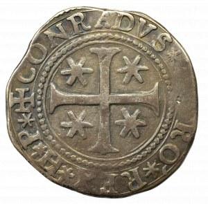 Italy, 1 scudo 1608