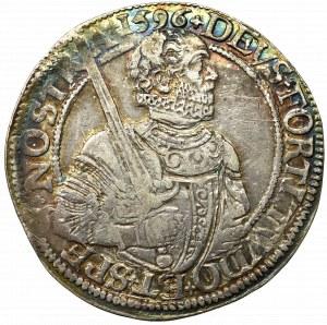 Netherlands, West Friesland, Rijksdaalder 1596