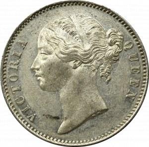 British India, 1 rupee 1840