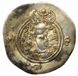 Sasanians, Drachm