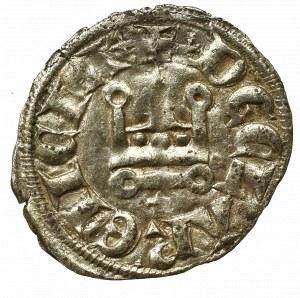 Crusaders, Principality of Achaea, Philip of Savoy, Denier Tournois