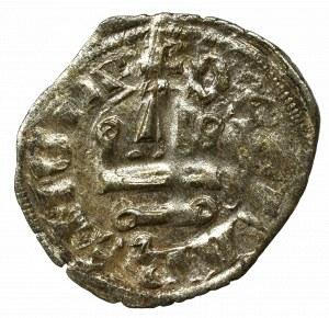 Krzyżowcy, Księstwo Achai, Izabela z Villehardouin, Denar Tournois