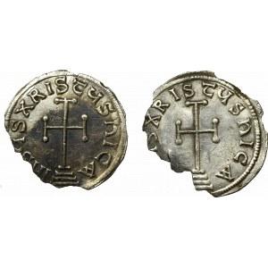 Bizancjum, Leon V and Konstantyn, Miliaresion zestaw