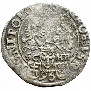 Sigismundus III, Groschen 1596, Bromberg