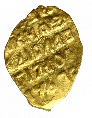 Vladislaus IV Vasa as Russian emperor, Kopeck without date in gold, Moscow