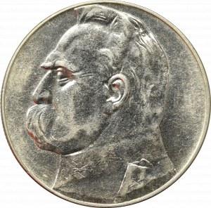II Republic of Poland, 10 zloty 1934 Pilsudski