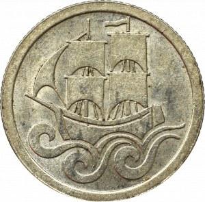 Free City of Danzig, 1/2 gulden 1923