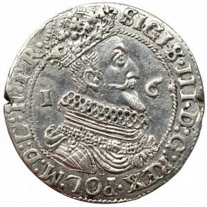 Zygmunt III Waza, Ort 1623/4, Gdańsk - PR