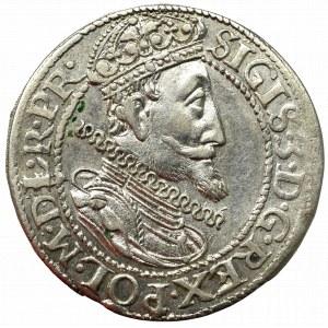 Zygmunt III Waza, Ort 1615, Gdańsk - stary typ popiersia