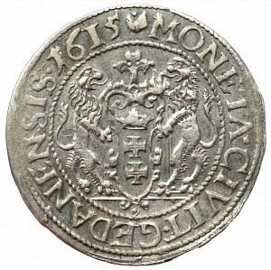 Sigismund III, 18 groschen 1615, Danzig
