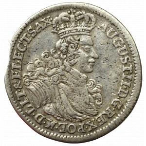 August II Mocny, Szóstak 1702 EPH, Lipsk